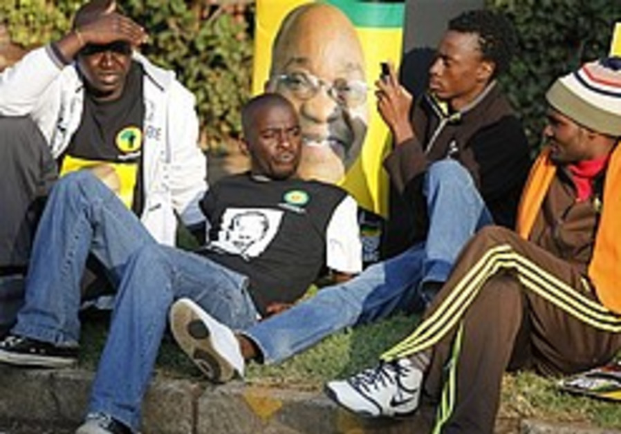 ANC expects big win in South African elections