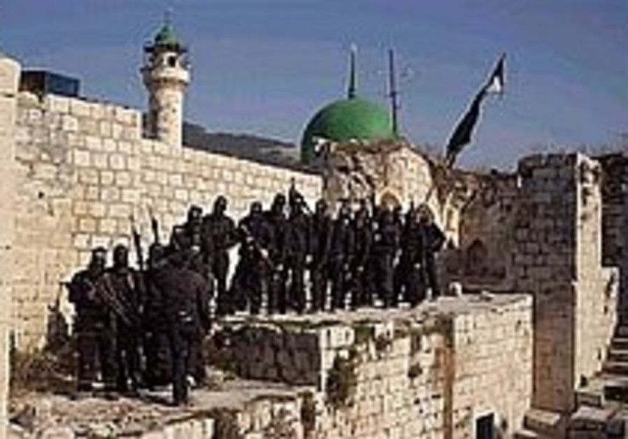 Nablus: Disguised troops kill gunman
