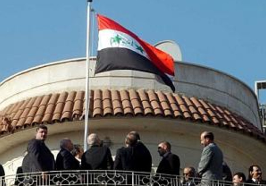 Iraq and Syria reopen Embassies after 23-year rift