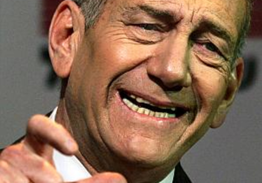 Olmert to start consultations on cabinet reshuffle