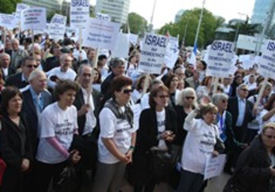 'I'm a Zionist': Activists protest in Geneva