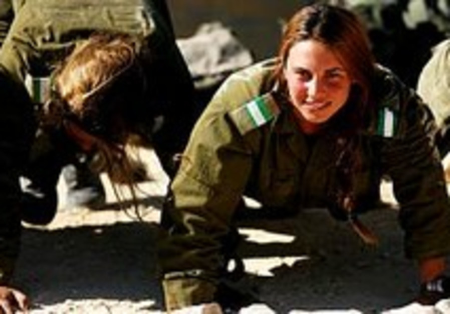 IDF says enlistment of religious women is rising