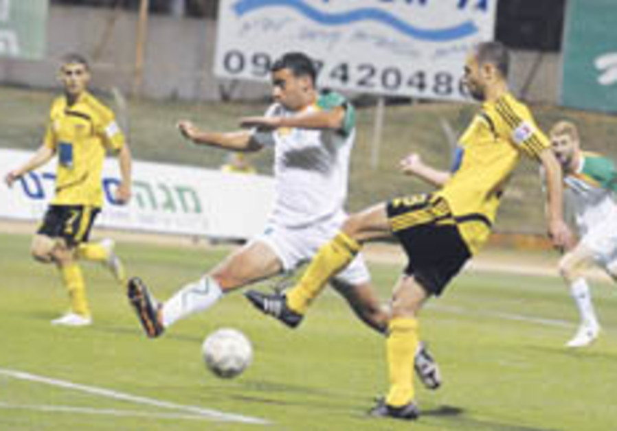 Local Soccer: Betar, Maccabi Haifa to semifinals