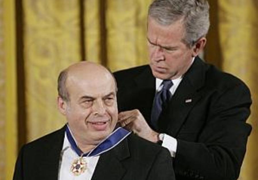 Sharansky gets Presidential Medal of Freedom