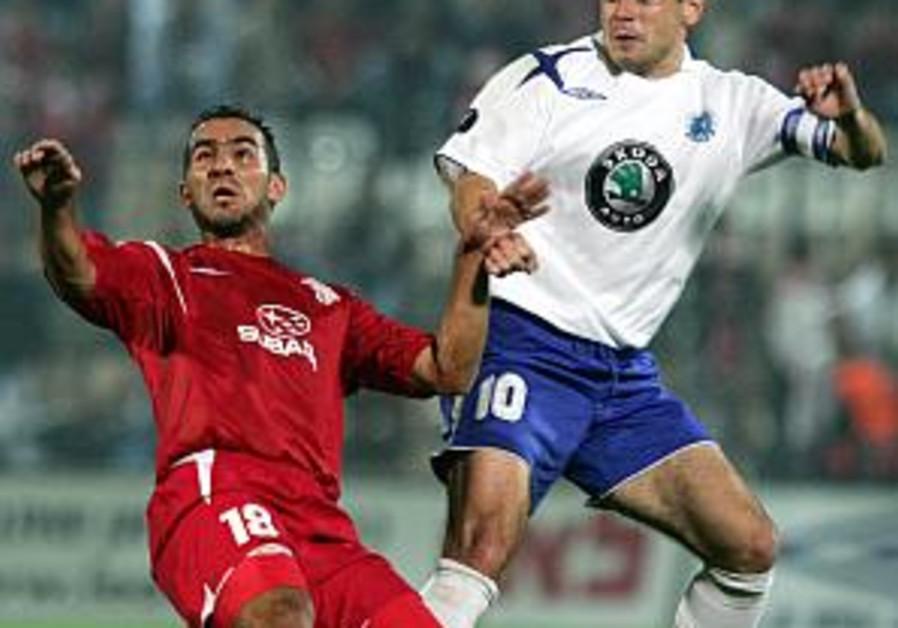 UEFA Cup: Hap TA to face Rangers, Haifa gets CSKA Moscow