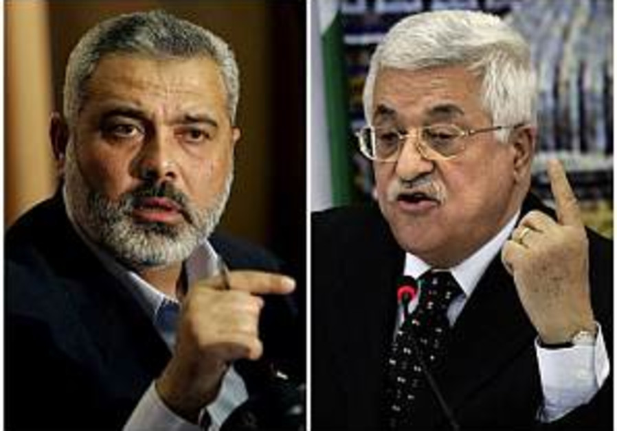 Jordan invites Haniyeh and Abbas for talks to end violence