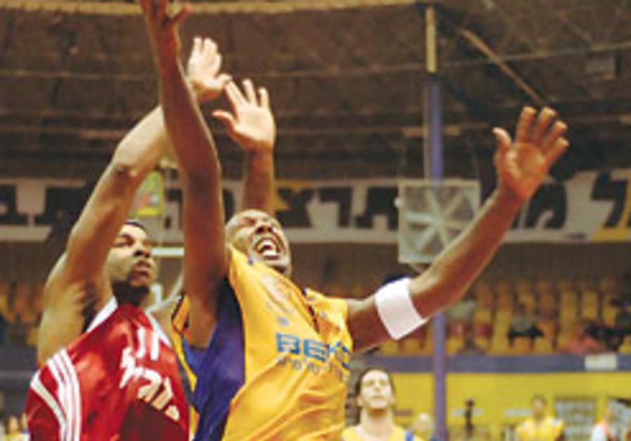 basketball hapoel jerusalem holon 248