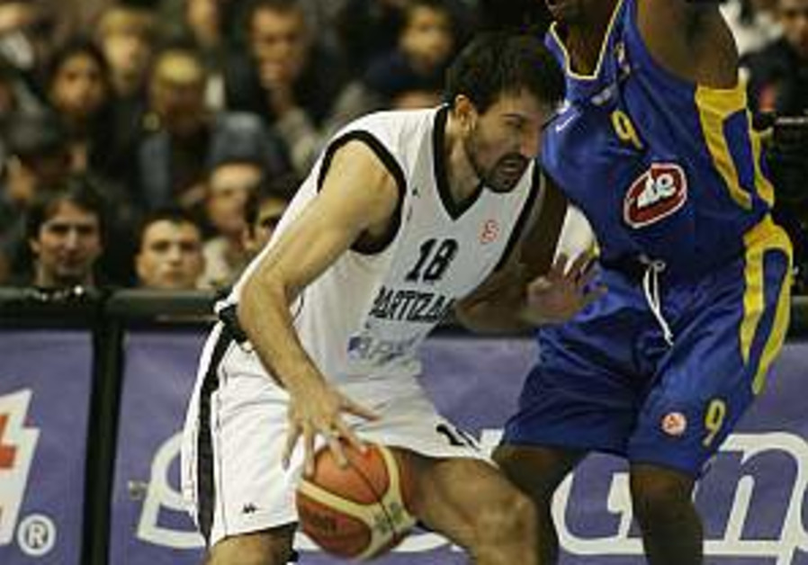 Euroleague: This time, game against Partizan is in TA