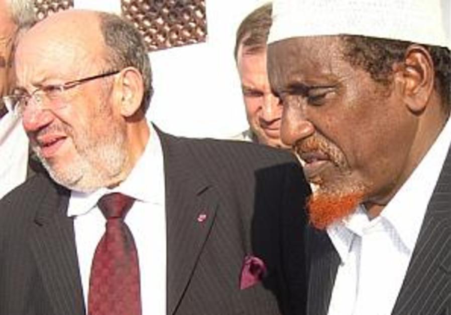 Somali Islamic leader issues war declaration on Ethiopia