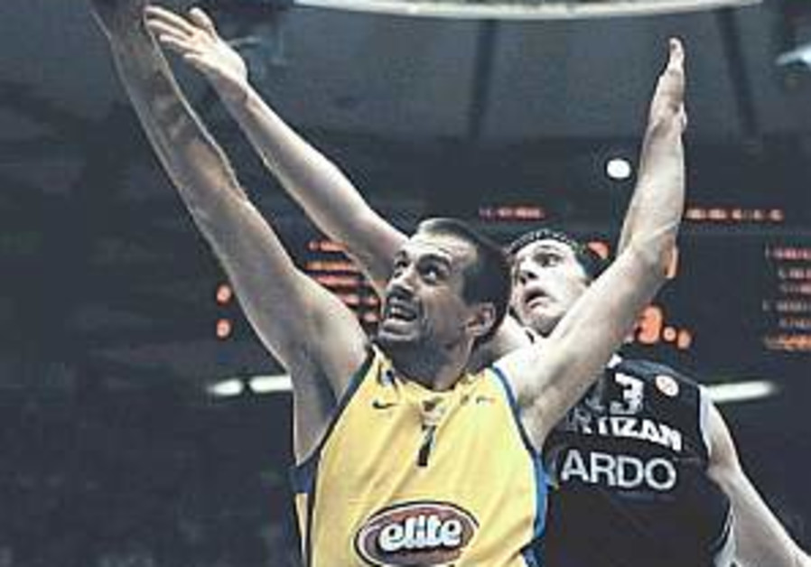 Euroleague Basketball: Maccabi Tel Aviv faces tough battle