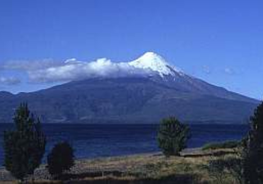 Three Israeli trekkers missing in Chile