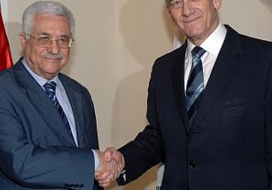 Abbas vows to secure Gaza borders