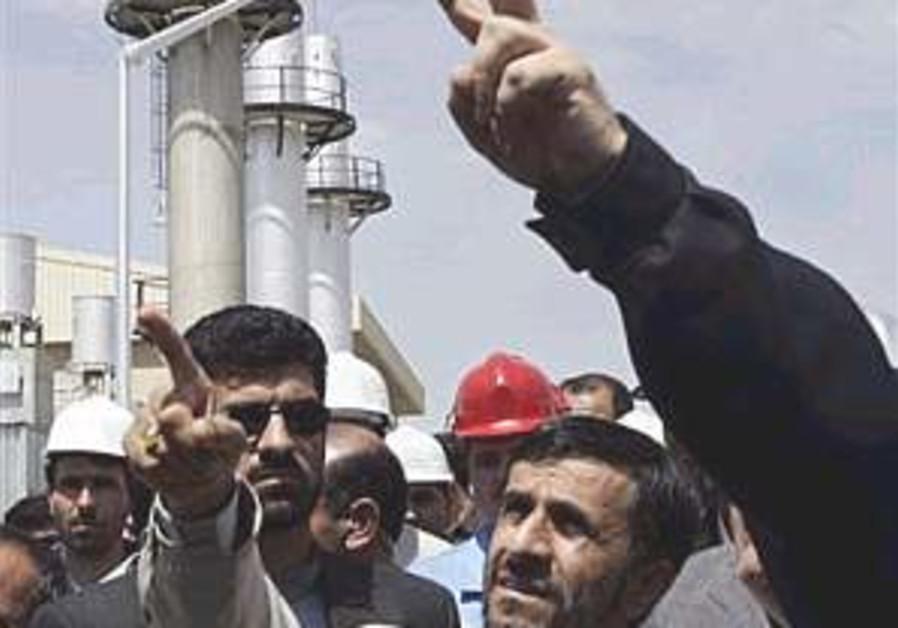 Iran requests US visa for Ahmadinejad