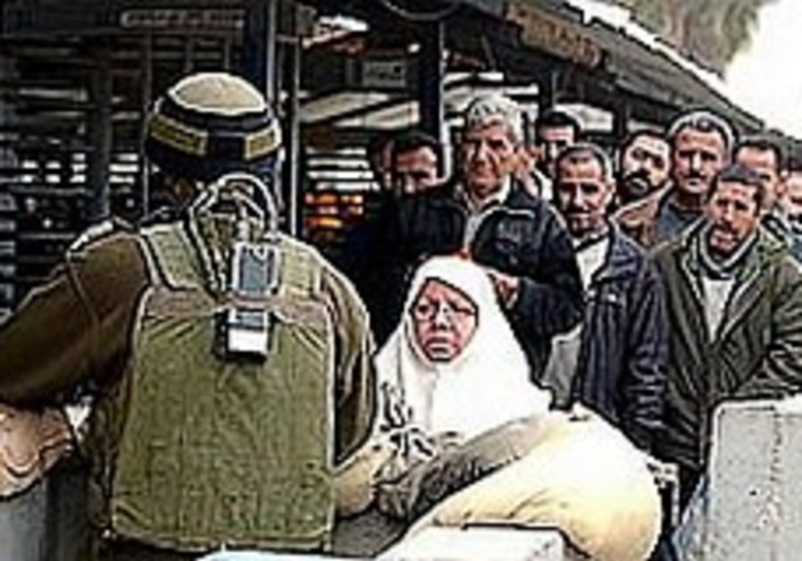 IDF to ease movement for Palestinians in W. Bank
