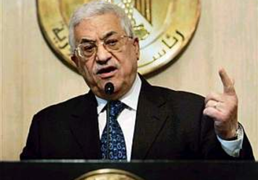 Abbas proposes 'backdoor' peace talks