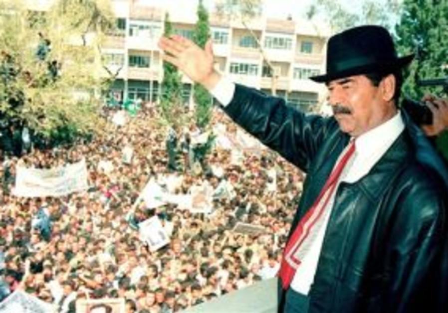 'Koran etched in Saddam Hussein's blood found in Iraq'