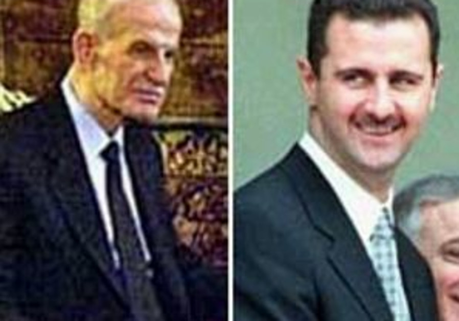 The patron that is saving Syria