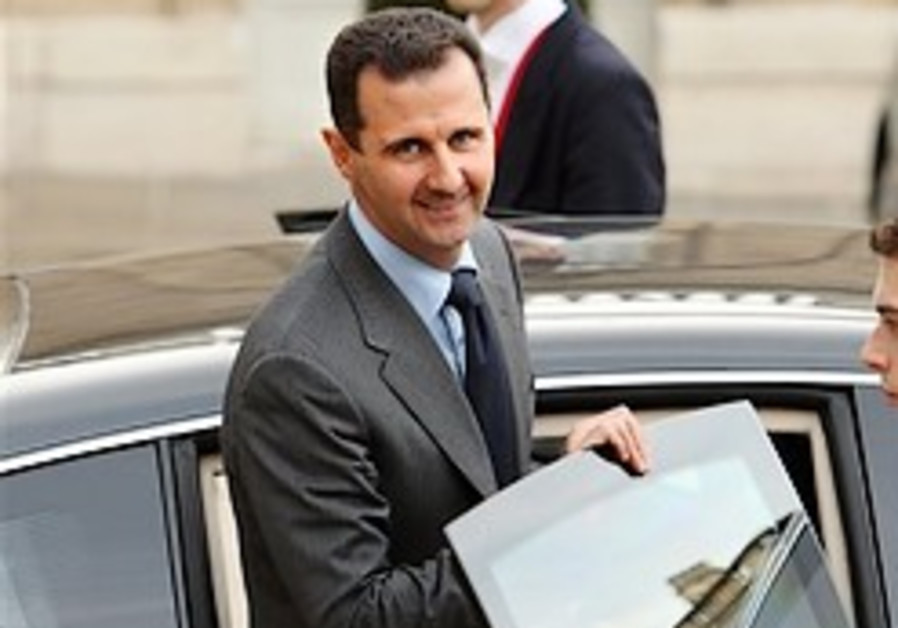 assad lookin fly 248 88 AP
