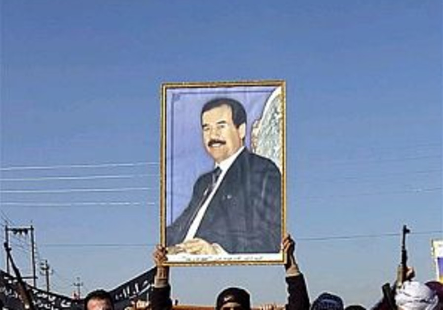 Sunni anger over Saddam hanging spills into streets