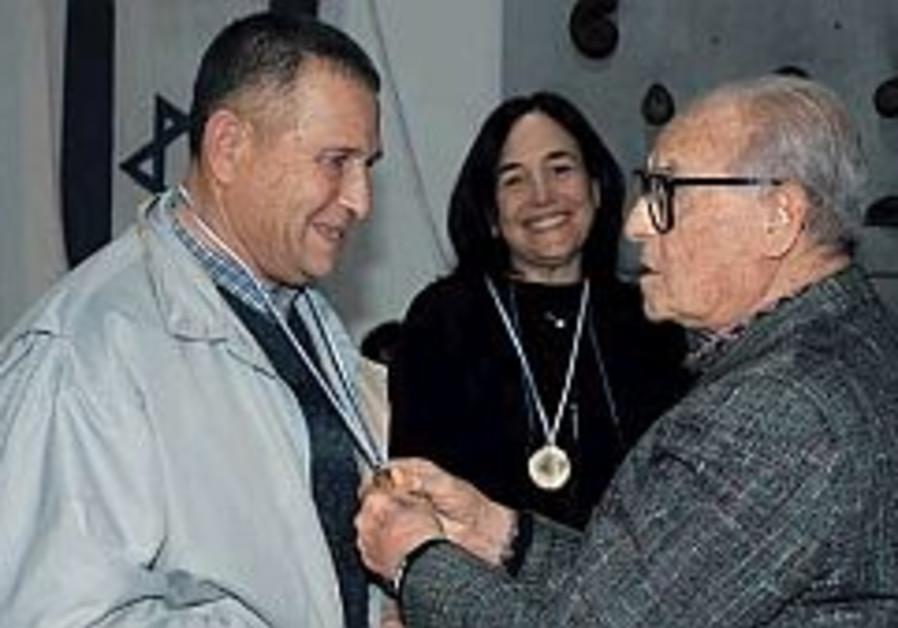 Mamistvalov honored