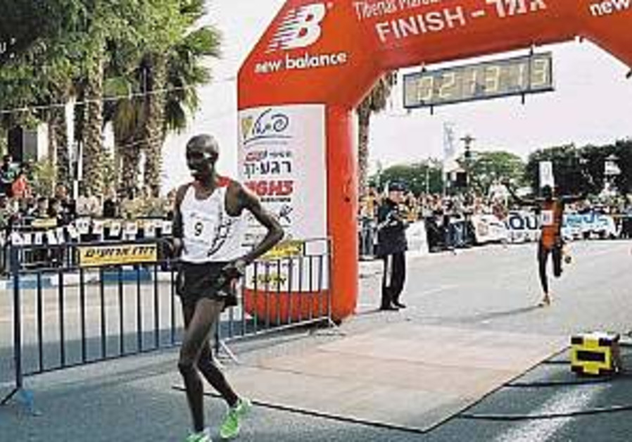 Bahrain strips Tiberias Marathon winner of citizenship