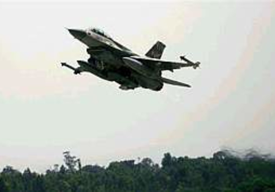 iaf f16 takes off 298 ap