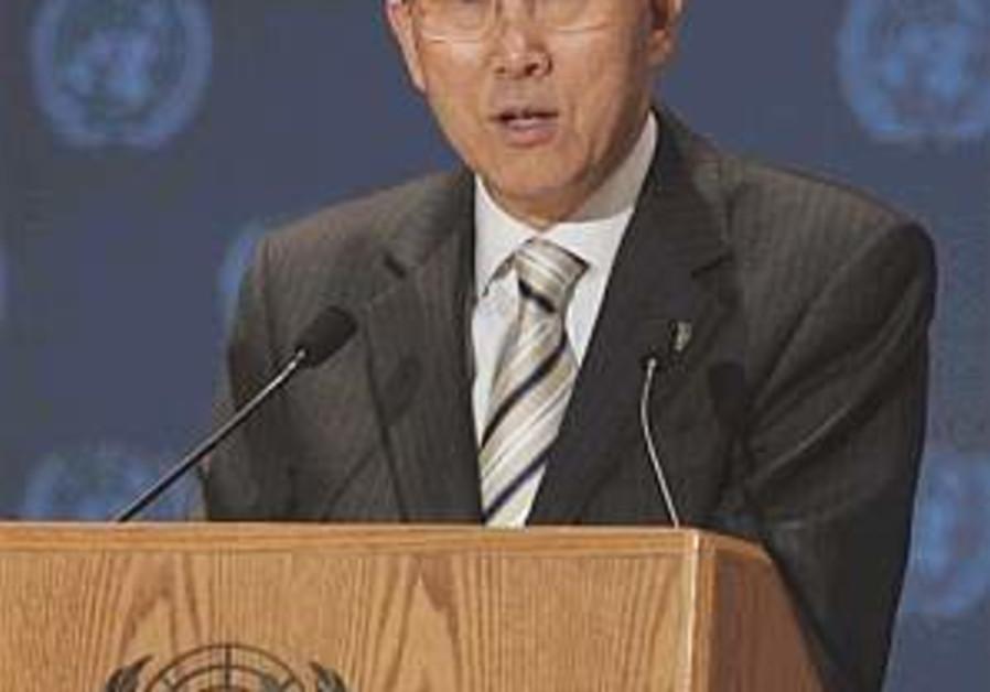 UN urges Lebanon, Israel to keep truce