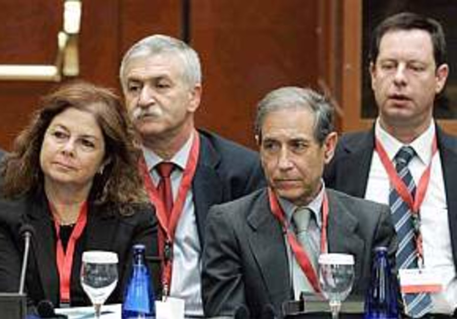 Solana: It's time for action in Mideast