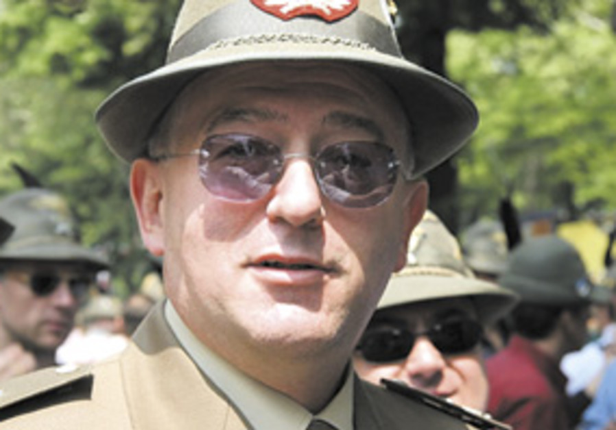 IDF delighted with new head of UNIFIL