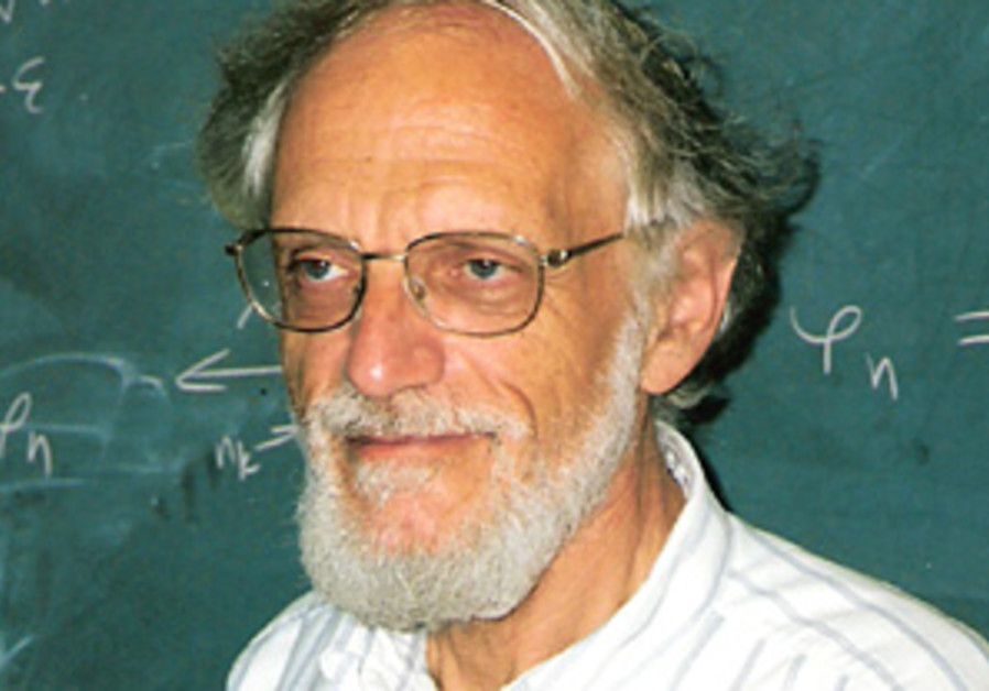 Israeli, American share Wolf Prize in Mathematics