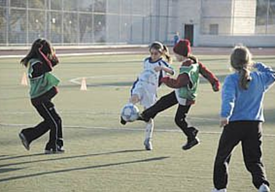 Hapoel TA builds Jewish-Arab bridges on the soccer field