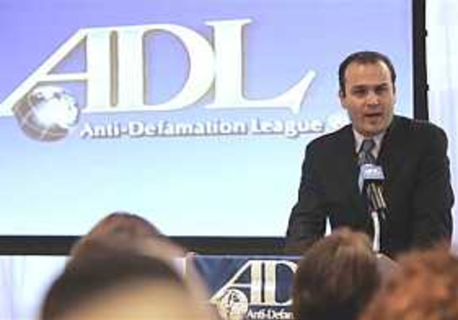 ADL conference on anti-Israel rhetoric