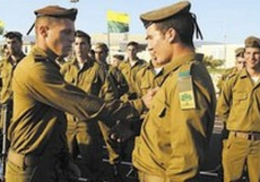 Golani troops stage huge revolt against commander
