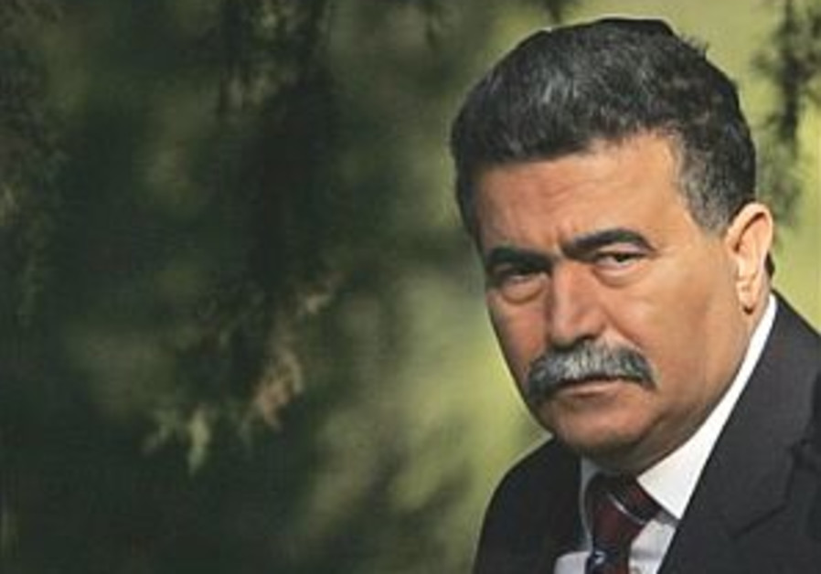 Peretz hails victory in reshuffle