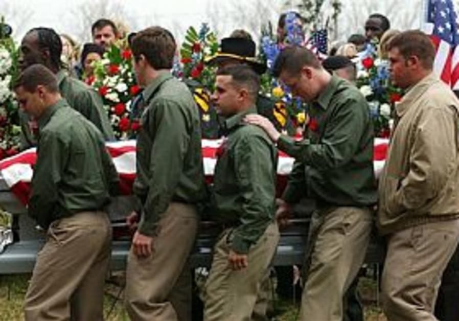 20 US soldiers die Saturday in Iraq