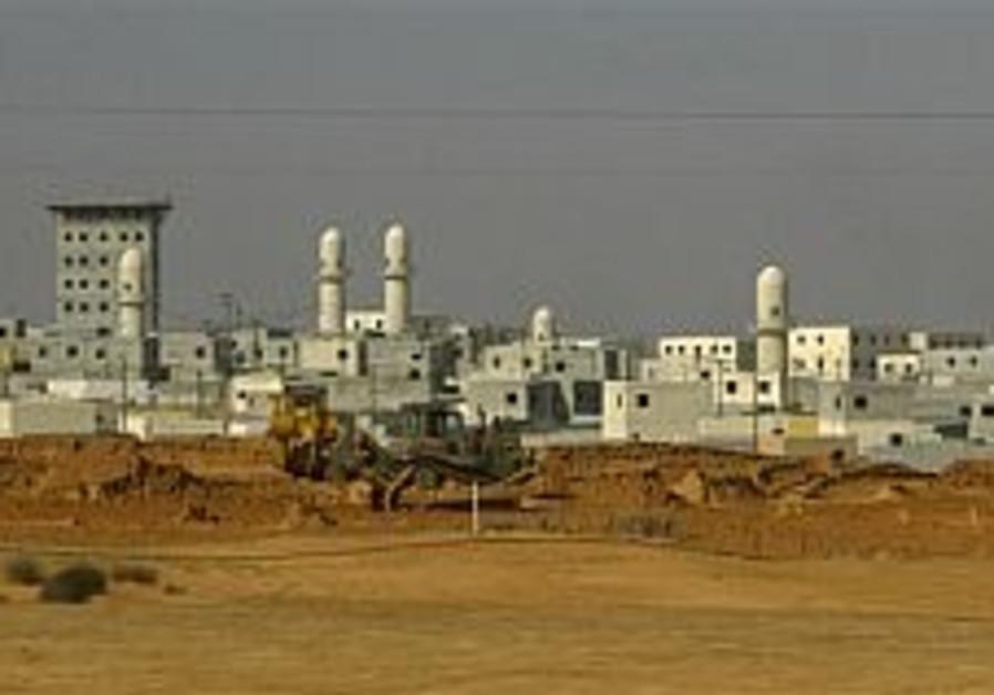 IDF builds fake Muslim city to prepare for war