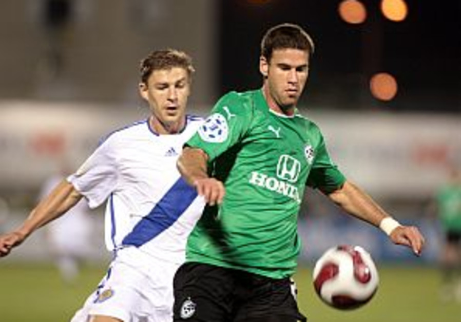 Maccabi Haifa, Kiev draw in tournament opener