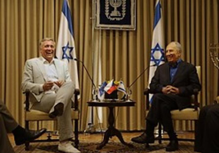 Czech PM: We'll fortify Israel-EU ties