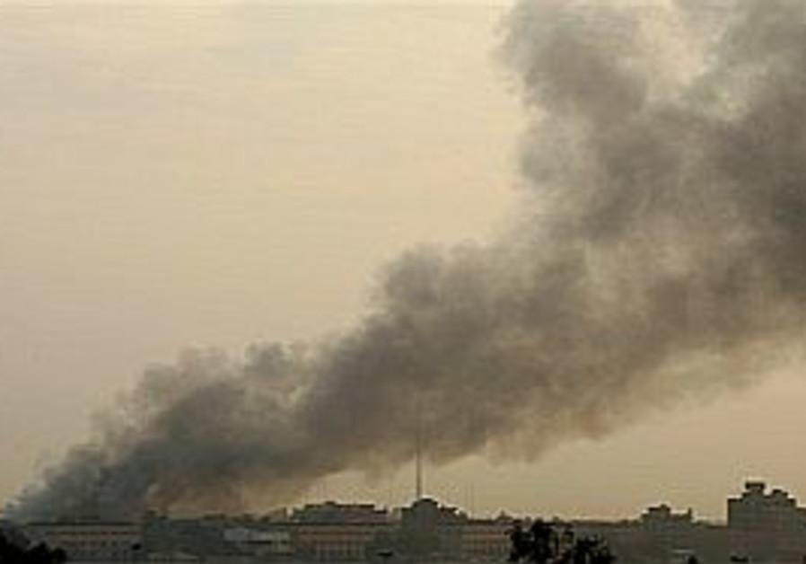Baghdad: Huge explosion kills at least 26