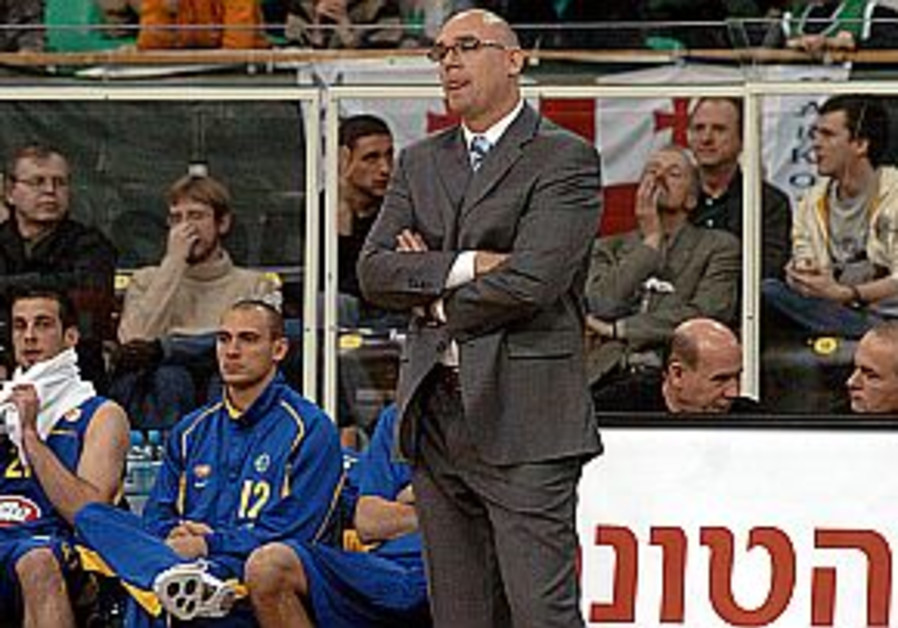 Euroleague: Fourth quarter collapse dooms Maccabi Tel Aviv in Slovenia