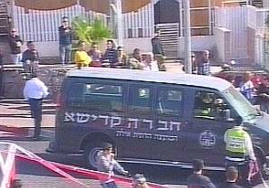Three killed in first suicide attack in Eilat