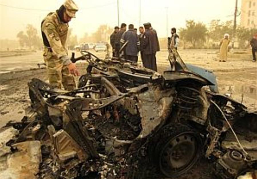 Iraq: Bombers target Shi'ites, killing at least 58
