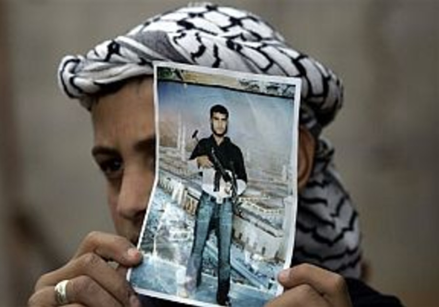 IAF strikes terror tunnel in Gaza Strip