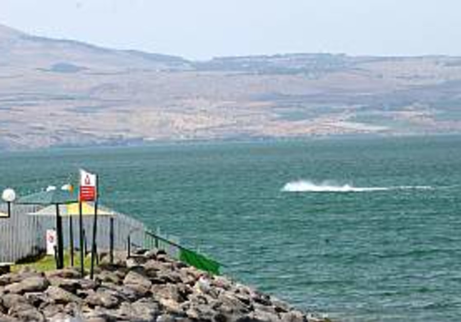 Has Kinneret turned into gangster's paradise?
