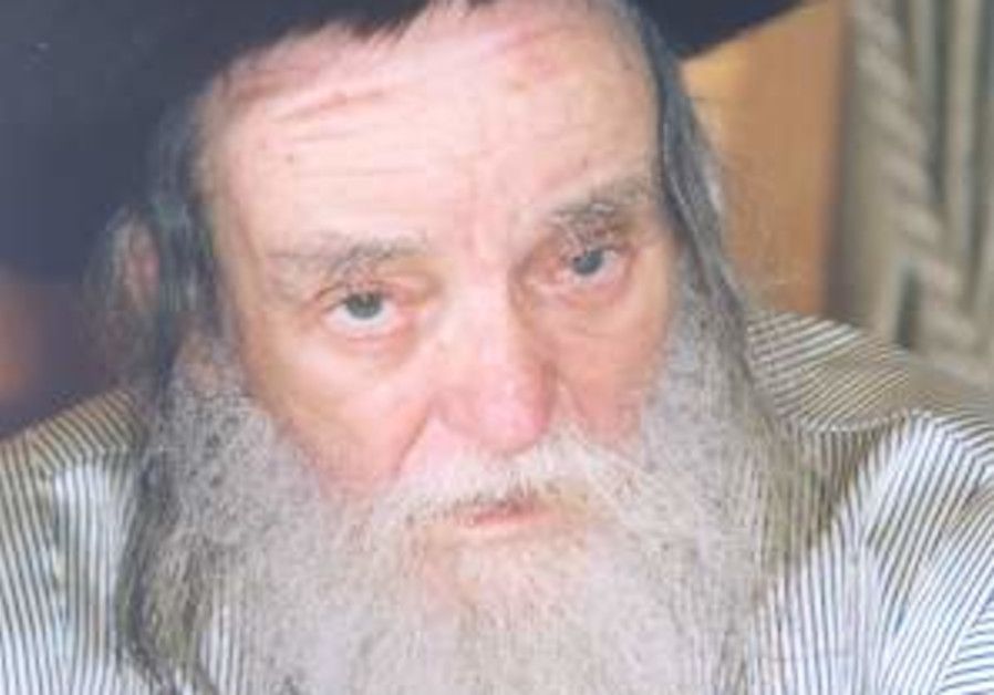 Rabbi Yosef Sheinberger dies at 87