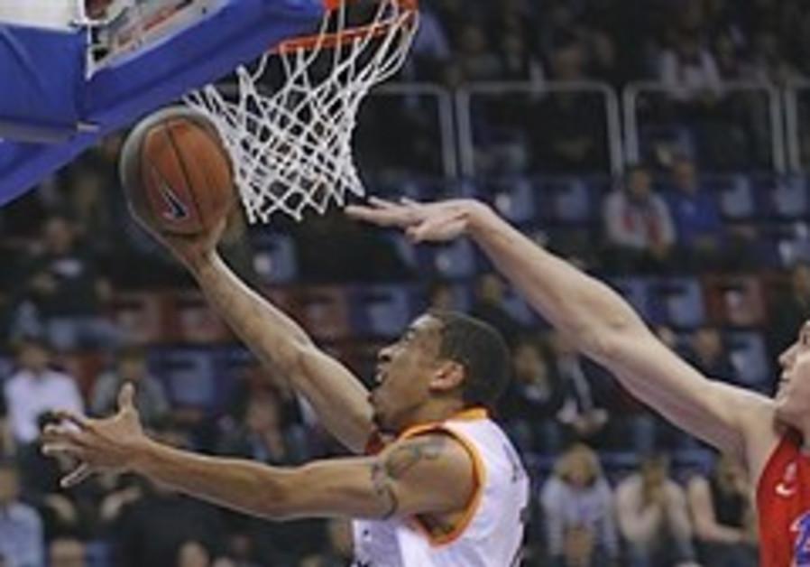 basketball CSKA 248 88