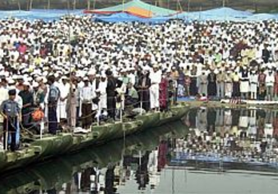 3 million Muslims join mass prayer in Bangladesh