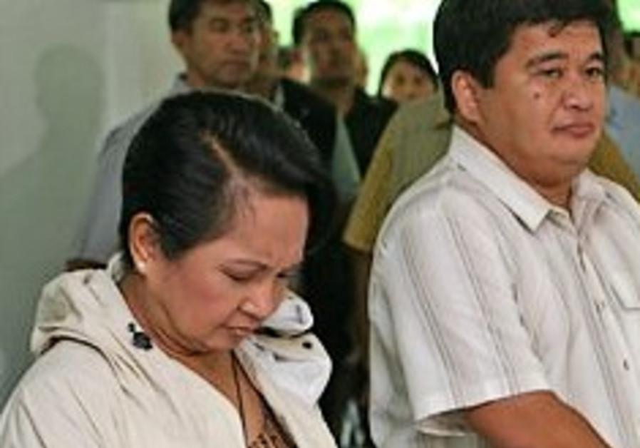 Phillipines Elections Massacre