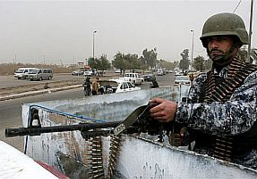 Iraq: At least 6 dead in shooting, mortar attacks