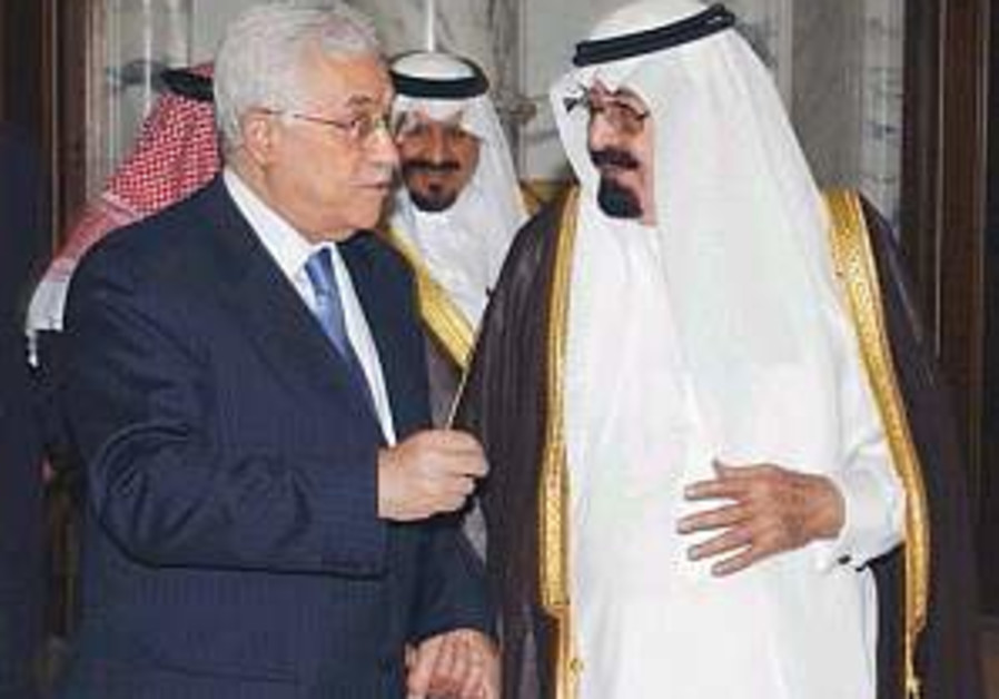 Abbas aides fan out to sell unity deal